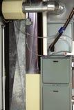 Het koelen en het Verwarmen Stock Afbeeldingen