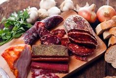 Het koken - Bulgaars Voedsel Royalty-vrije Stock Afbeelding