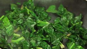 Het koken quicherecept en het mengen van ingrediënten stock videobeelden