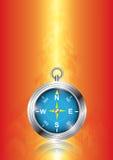 Het kompas stock illustratie
