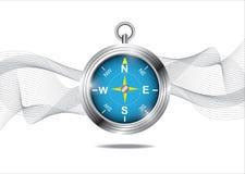 Het kompas vector illustratie