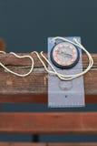 Het kompas. Royalty-vrije Stock Afbeeldingen