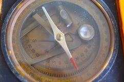 Het kompas Royalty-vrije Stock Afbeeldingen