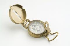 Het kompas van de zak Royalty-vrije Stock Afbeeldingen