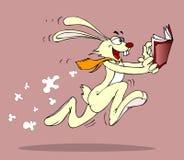 Het konijn van de snelheid Stock Foto's