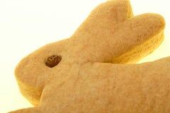 Het konijn van het deeg Stock Foto's
