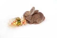 Het konijn van het stuk speelgoed Stock Foto