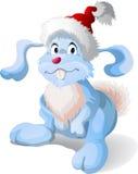 Het Konijn van Kerstmis royalty-vrije illustratie