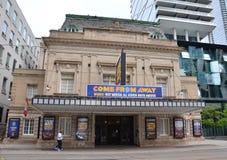Het Koninklijke Alexandra theater van Toronto royalty-vrije stock fotografie