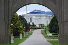 Het Koninklijke Museum van Johor (Muzium DiRaja Johor) royalty-vrije stock foto's