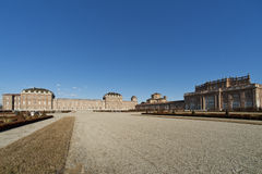 Het Koninklijke paleis van Venaria Stock Afbeelding