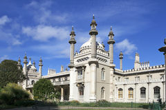 Het koninklijke paviljoen Brighton East Sussex van Brighton Pavillion Stock Foto's