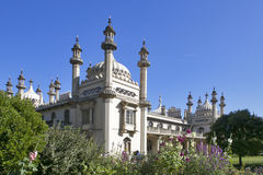 Het koninklijke paviljoen Brighton East Sussex van Brighton Pavillion Royalty-vrije Stock Foto