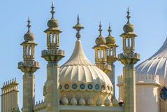 Het Koninklijke Paviljoen van Brighton Stock Fotografie
