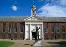 Het koninklijke Ziekenhuis Chelsea, Londen. Royalty-vrije Stock Foto's
