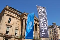 Het koopvaardij Festival van de Stad, Glasgow Royalty-vrije Stock Fotografie