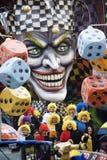 Het koor van de joker Royalty-vrije Stock Afbeeldingen