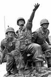 Het Koreaanse gedenkteken van de Oorlog, Seoel Stock Afbeeldingen