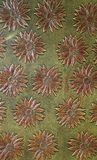 Het Korrelige In reliëf maken van de textuur Royalty-vrije Stock Foto's