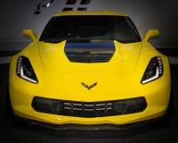 Het Korvet van Chevrolet Stock Fotografie