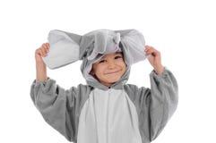 Het kostuum van de olifant Royalty-vrije Stock Fotografie