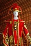 Het kostuum van de opera royalty-vrije stock foto's