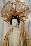 Het kostuum van de opera stock foto