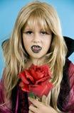 Het Kostuum van de vampier royalty-vrije stock foto's