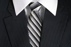 Het kostuum van de zakenman Royalty-vrije Stock Foto