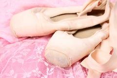 Het Kostuum van het ballet Royalty-vrije Stock Fotografie