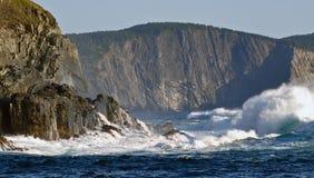 Het Krachtige Overzees Stock Fotografie