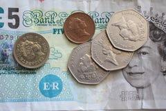Het kraken van het krediet? Royalty-vrije Stock Foto