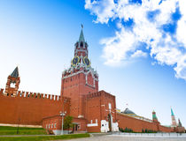 Het Kremlin stock foto's