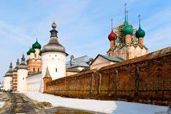 Het Kremlin royalty-vrije stock foto
