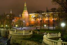 Het Kremlin royalty-vrije stock afbeeldingen