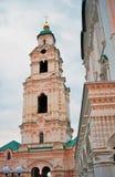 Het Kremlin in Astrakan, Rusland Kleurenfoto Stock Foto