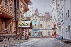 Het Kremlin in Ismailovo Stock Foto's