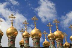 Het Kremlin @ Moskou Stock Afbeeldingen