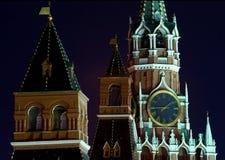 Het Kremlin, Moskou. Stock Foto's