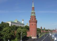 Het Kremlin, Moskou. Royalty-vrije Stock Foto