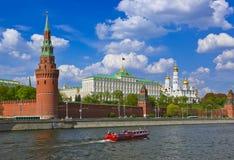 Het Kremlin - Moskou Rusland Royalty-vrije Stock Fotografie