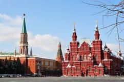 Het Kremlin, Moskou, Rusland Stock Fotografie