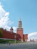Het Kremlin op Rood Vierkant Moskou, Rusland Royalty-vrije Stock Fotografie
