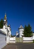 Het Kremlin van Tobolsk, Siberië, Rusland Stock Foto
