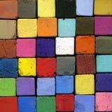 Het Krijt van de pastelkleur royalty-vrije stock afbeelding