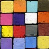 Het Krijt van de pastelkleur stock afbeelding
