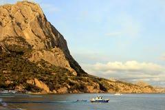 Het Krimlandschap Royalty-vrije Stock Fotografie
