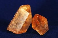 Het kristal van de berg Royalty-vrije Stock Fotografie