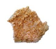 Het kristal van de rots Royalty-vrije Stock Afbeelding