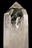 Het Kristal van het kwarts Stock Afbeelding